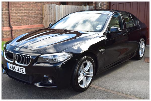 BMW-5-series-Side-Clean