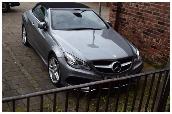 Mercedes-E220-Clean