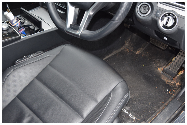 Mercedes-E220-Dirty-Interior