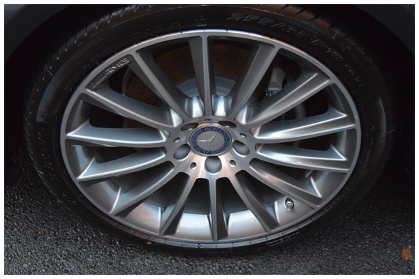 Mercedes-Winter-Protection-Wheel
